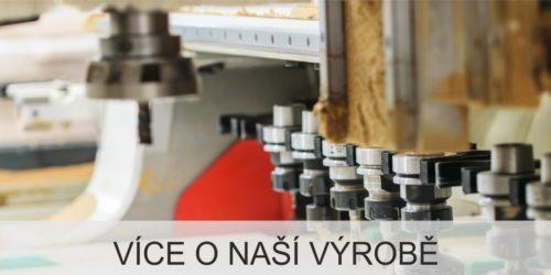 o naší výrobě